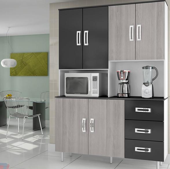 Lista de Imóveis, Condomínios e Administração em Salvador, Lauro de Freitas,  # Armario De Cozinha Irmol Orquidea